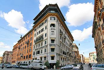 Fil Franck Tours Hotels In Rome Hotel Atlante Star